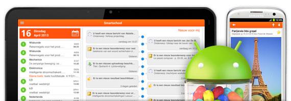 Smartschool App voor Android