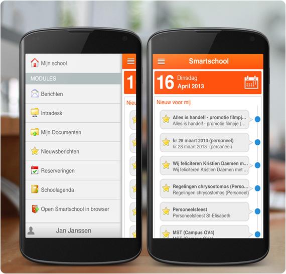Smartschool voor Android