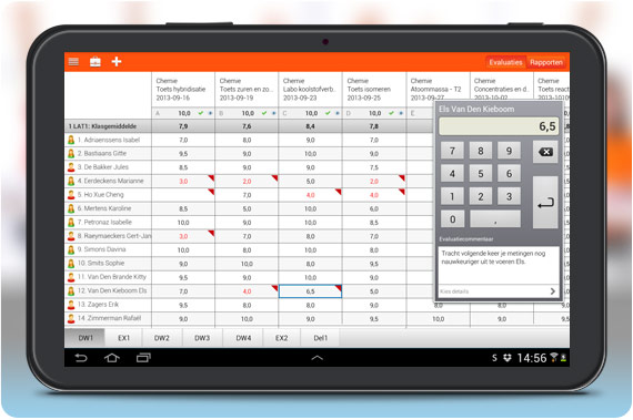 Skore Android Evaluaties