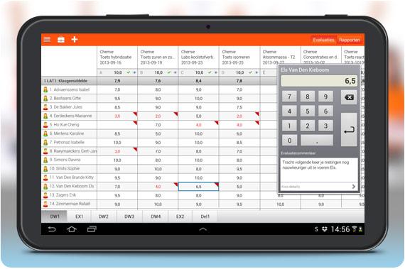 Skore Android Evaluaties