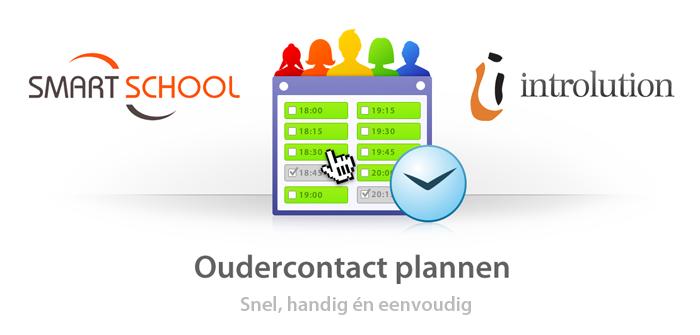 Oudercontact via Smartschool
