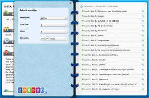 Plan de lessen van zWISo in Smartschool