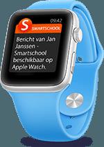 Smartschool App op Watch