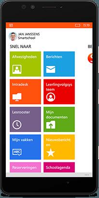 Smartschool App op Windows