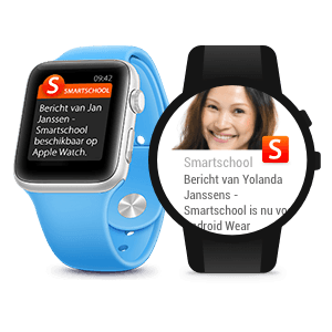 Apple Watch en Android Wear