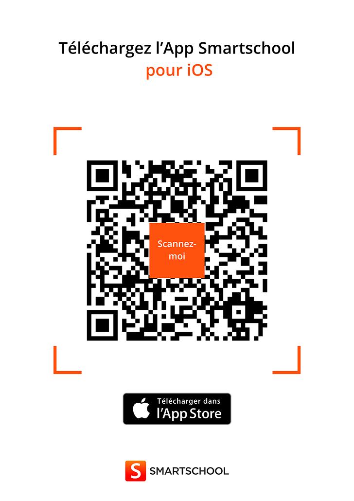 Affiche 16 Téléchargez L'App Smartschool pour iOS