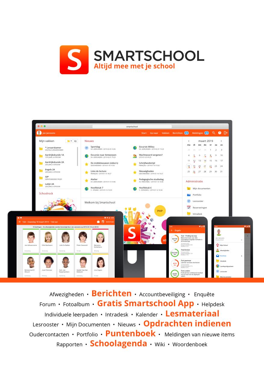 Poster 01 Digitaal Schoolplatform